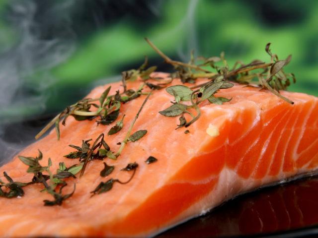 Protein Salmon
