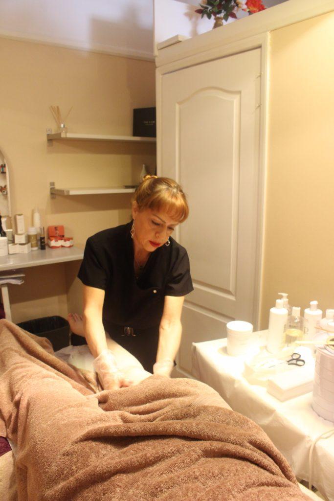 Waxing Treatment