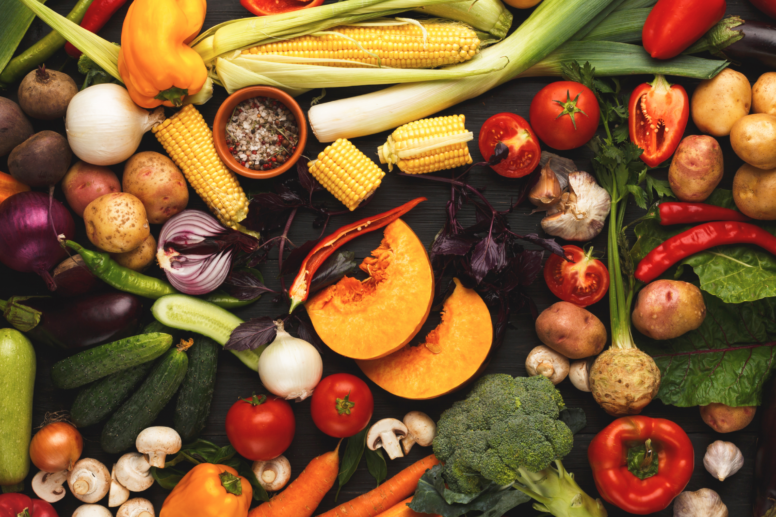 Fruit and Vegetables to improve your immunity